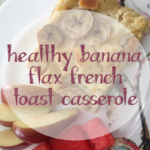 Prep the night before for a great healthy breakfast option.