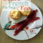 Baked French Eggs Pin Test: Is this super easy recipe too good to be true?