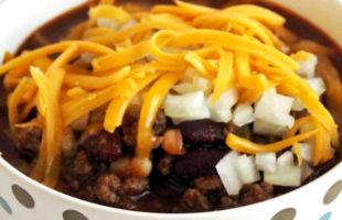 The Best Gluten-Free Homemade Chili