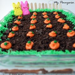 Easy Easter Dirt Cake (Gluten-free Option Included!)
